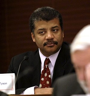 Tyson at the NASA Advisory Council in Washingt...
