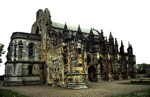 Roslin or Rosslyn Chapel - geograph.org.uk - 1...