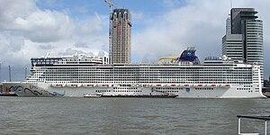 Rotterdam cruiseschip Norwegian Epic