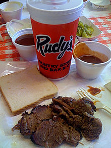 Rudy S Country Store And Bar B Q Wikipedia
