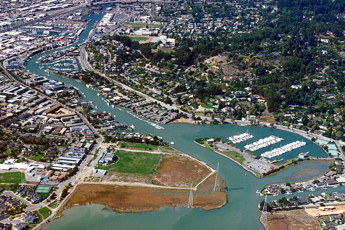 Canal Area, San Rafael, California