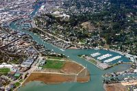 Canal Area, San Rafael, California