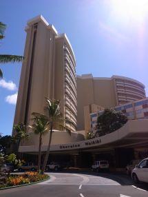 Sheraton Waikiki Hotel - Wikipedia
