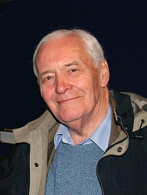 Portrait Picture of Tony Benn