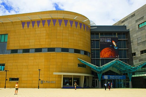 Wellington Te Papa n