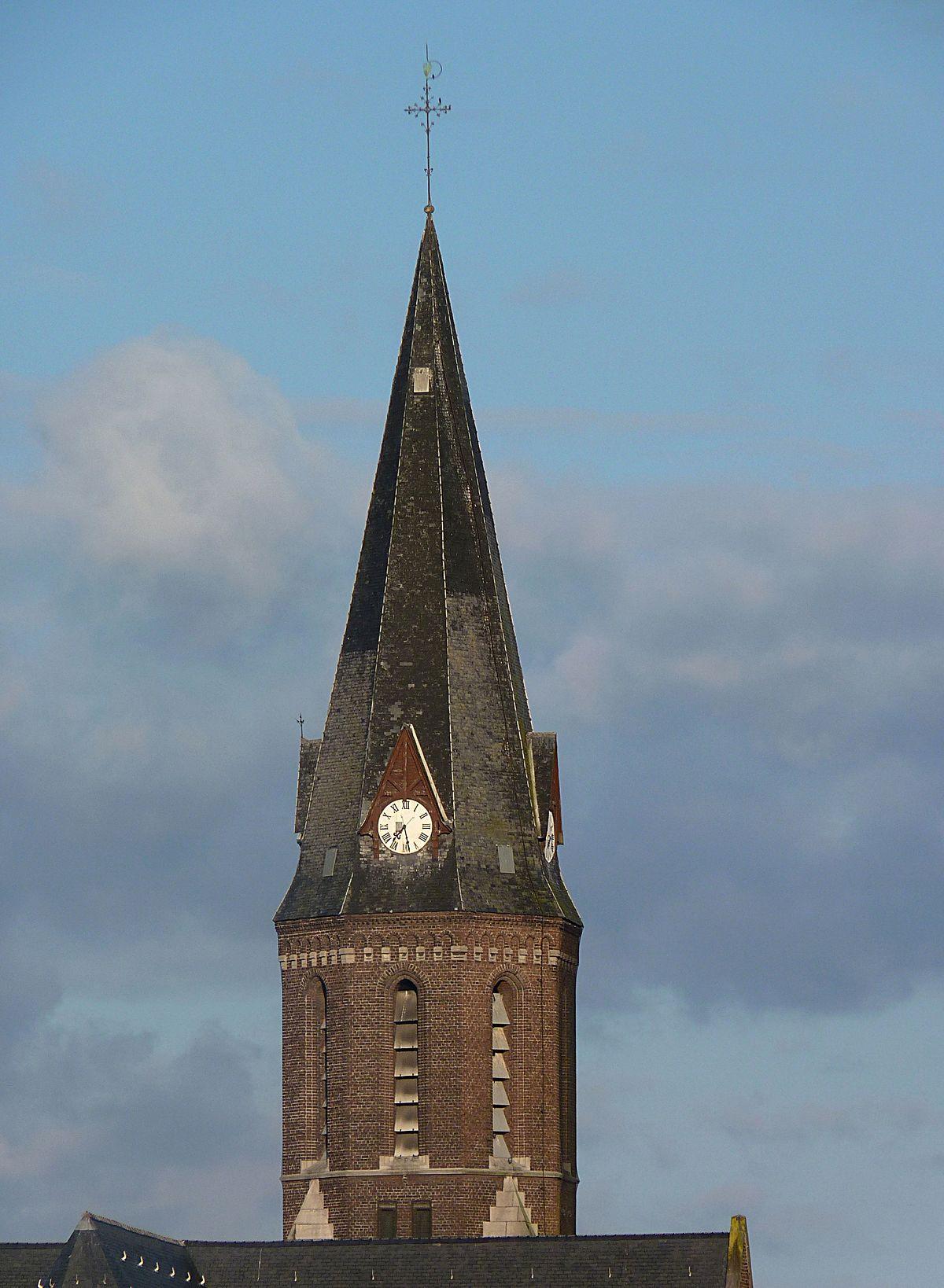 clocher  Wiktionnaire