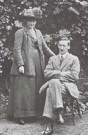 Beatrix Potter and her husband William Heelis ...