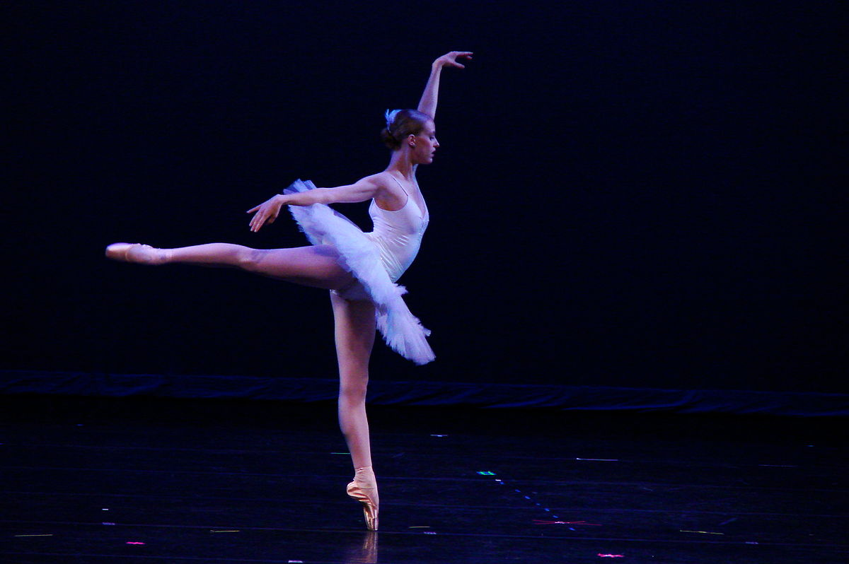 ballerina wiktionary