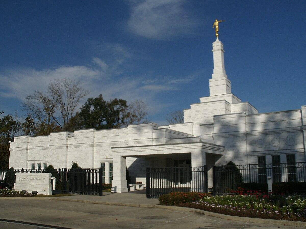 Baton Rouge Louisiana Temple  Wikipedia