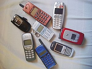 Pictures of cellphones