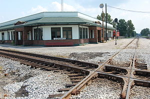 Corinth Mississippi  Travel guide at Wikivoyage