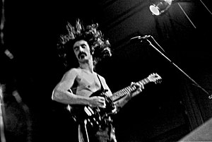 Frank Zappa & The Mothers Of Invention, Decemb...