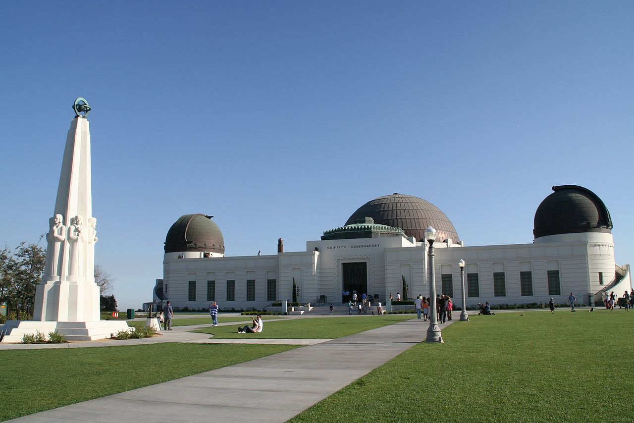 Image result for griffith observatory lalaland