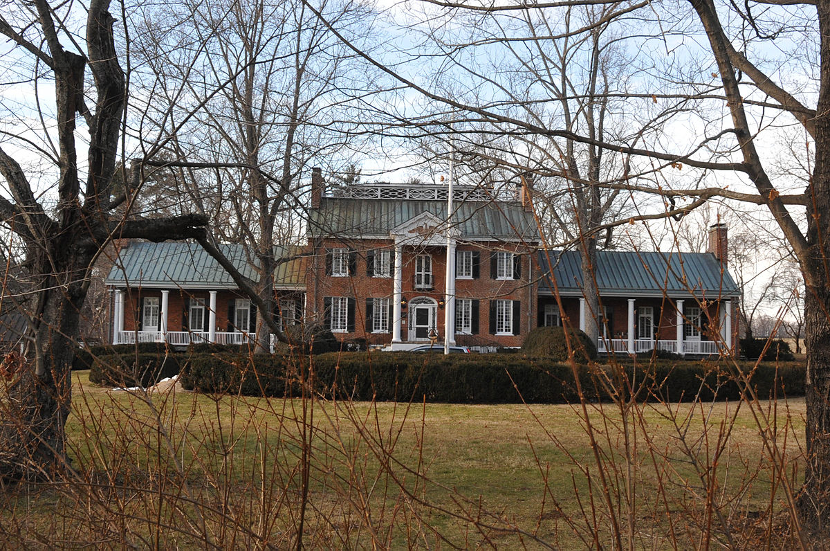 Huntland Middleburg Virginia  Wikipedia