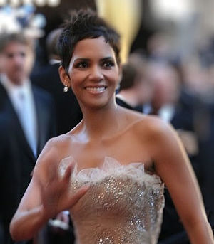 Actress Halle Berry at the 83rd Academy Awards.