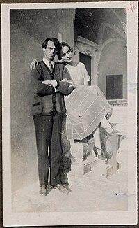 Vladislav Khodasevich and Nina Berberova