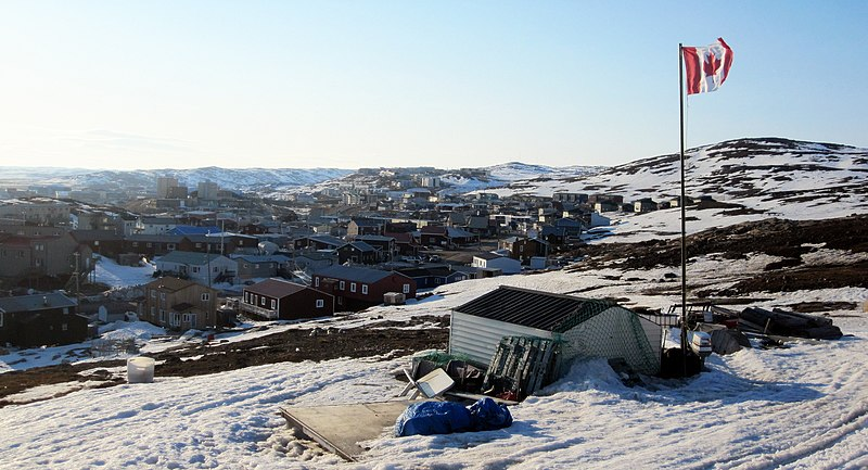 File:Iqaluit from Joamie Hill.JPG