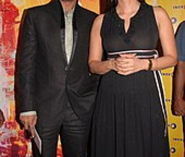 Tabu At The Premiere Of The Namesake With Irrfan Khan