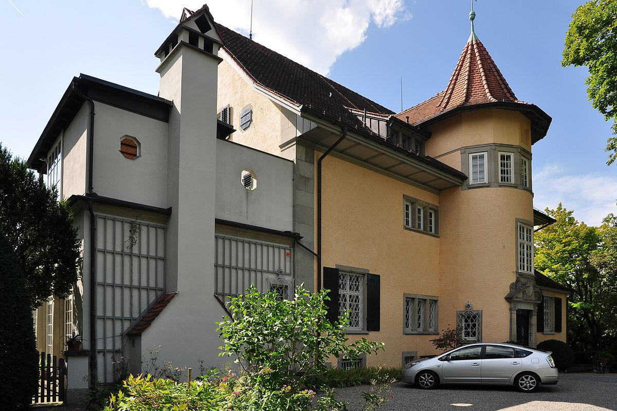Casa Museo C G Jung  Wikipedia la enciclopedia libre