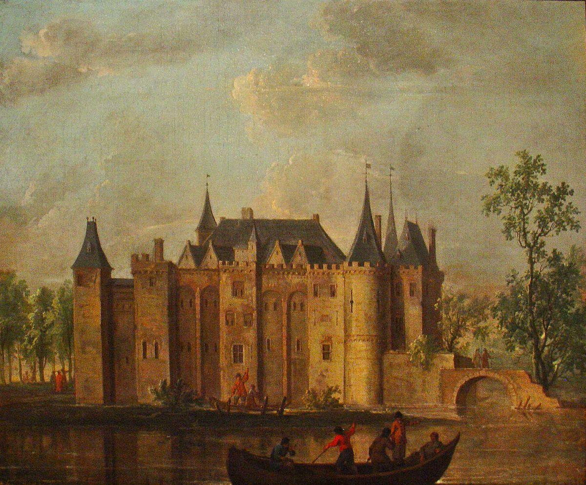 Kasteel Van Gouda Wikipedia