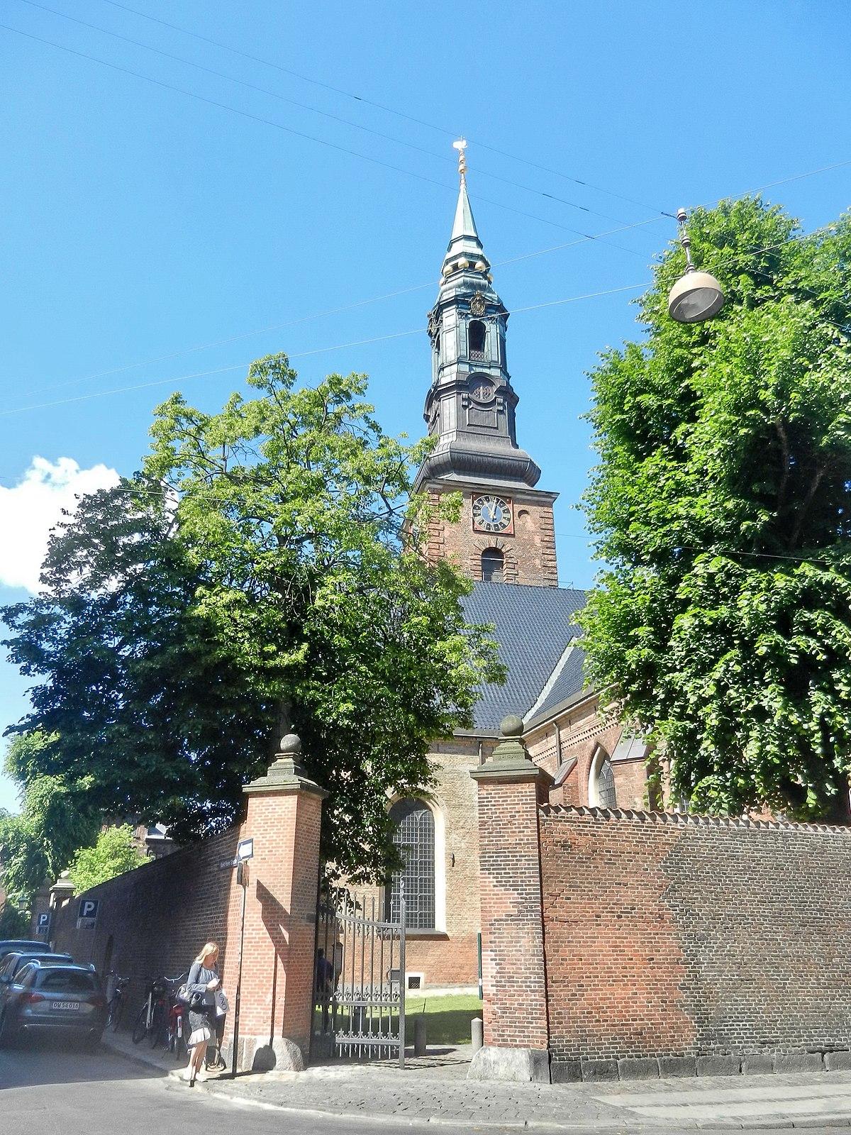 St Peters Church Copenhagen  Wikipedia