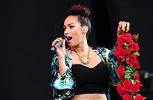 Leona at hackney festival 2012.jpg