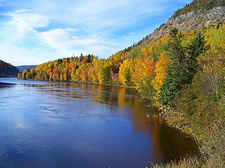 Central Park In Fall Wallpaper Humber River Neufundland Wikipedia