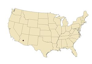 Map of Phoenix