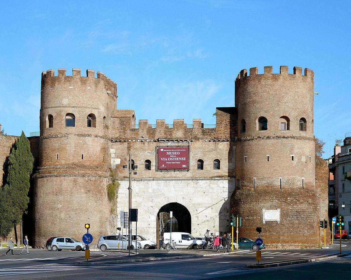 Museo della Via Ostiense  Wikipedia