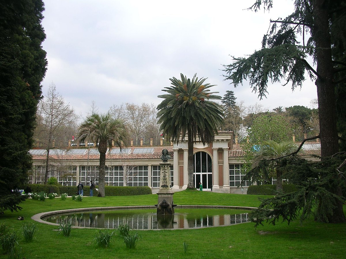 Real Jardn Botnico de Madrid  Wikipedia