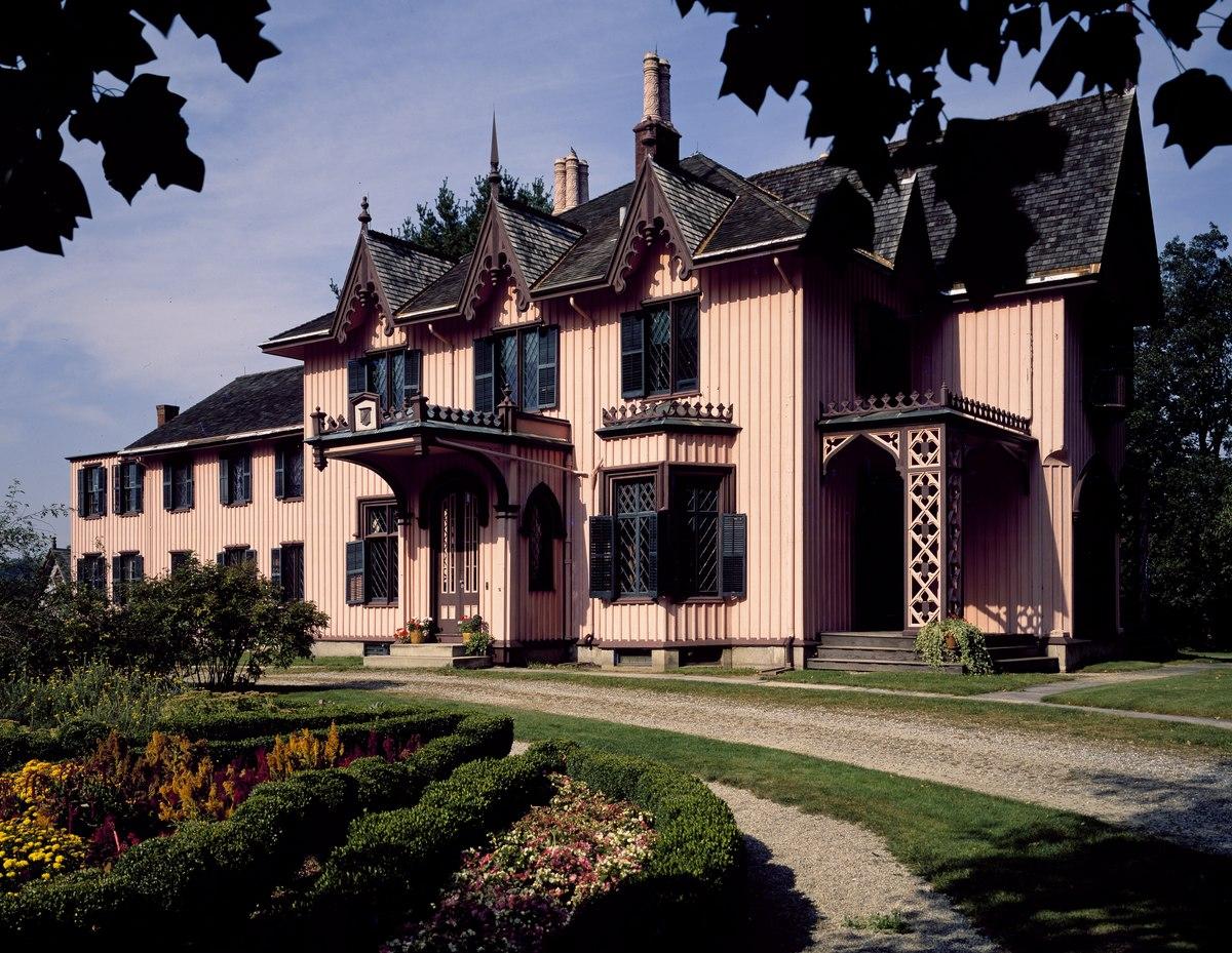 Roseland Cottage  Wikipedia