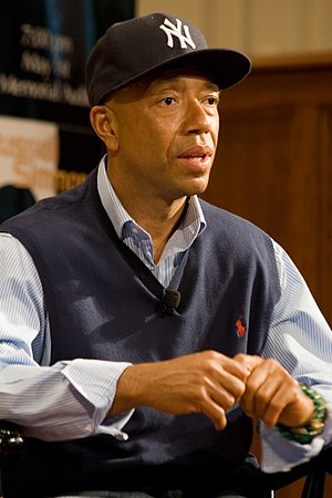 English: Russell Simmons at Emory University
