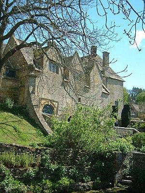 English: Snowshill Manor