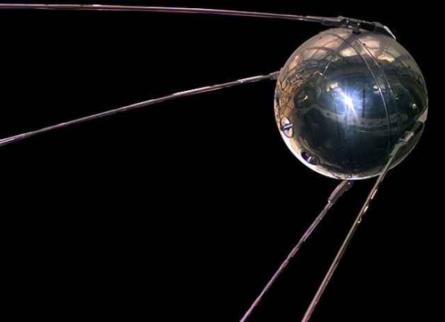 Lo sputnik 1, il primo satellite artificiale