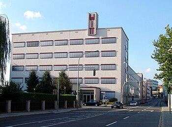 Josef Witt GmbH (Witt Weiden) Schillerstraße 4...