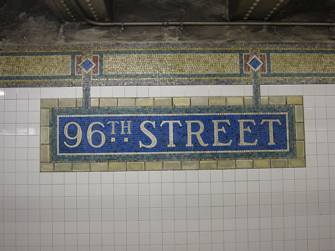 96th Street Irt Lexington Avenue Line