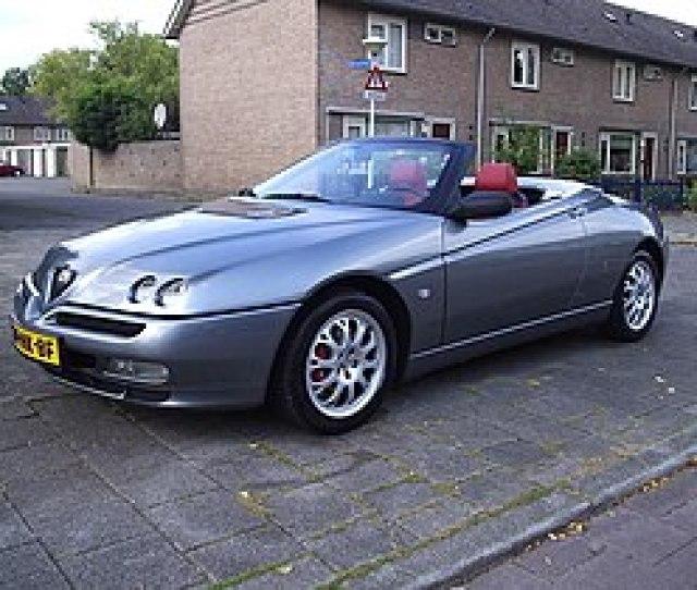 Alfa Romeo C Spider A Vendre