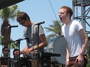 Anathallo at Coachella Valley Music and Arts F...