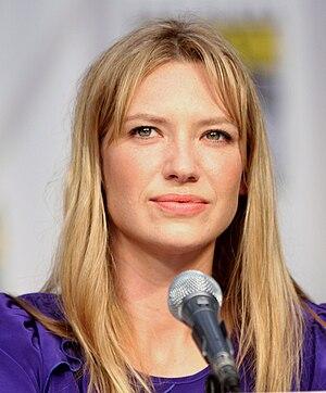 English: Anna Torv at the 2010 Comic Con in Sa...