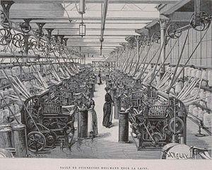 Ouvriers De Lindustrie Au XIXe Sicle Vikidia L