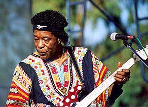 Buddy Guy at the Long Beach Blues Festival