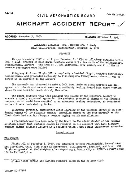 File:CAB Aircraft Accident Report, Allegheny Airlines Flight 371.pdf ...