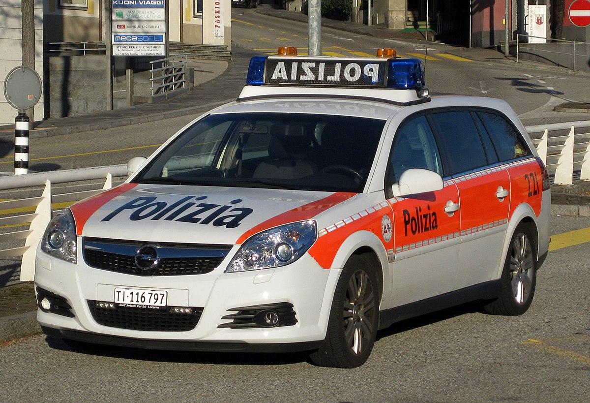 Polizia comunale  Wikipedia