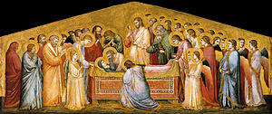 Giotto - The Entombment of Mary - Google Art P...