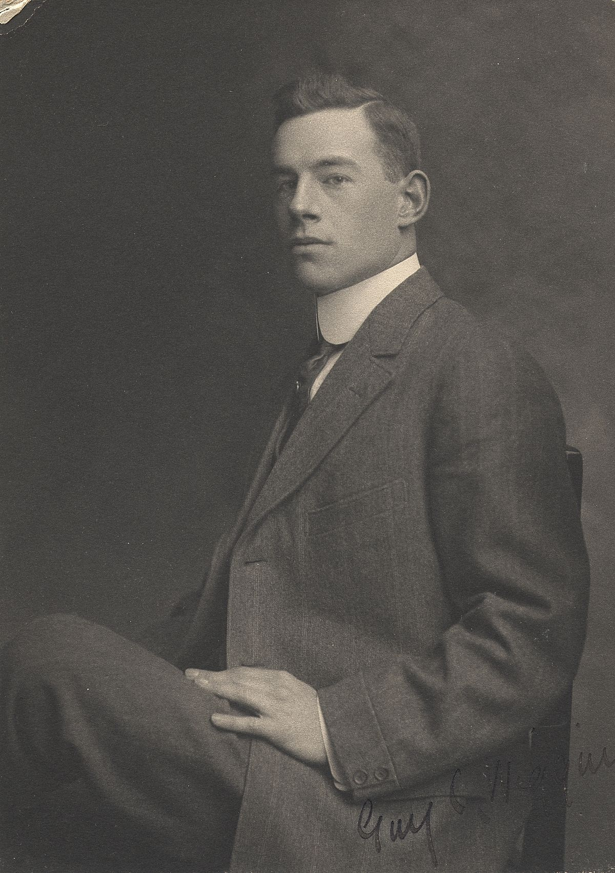 Guy C Wiggins  Wikipedia