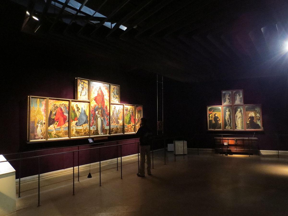 Le Jugement Dernier Rogier Van Der Weyden Wikipdia