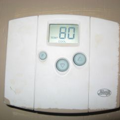 Wiring Diagram For Honeywell Non Programmable Thermostat Kenwood Ddx6019 Color File Hunter Digital Jpg