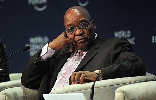 Jacob Zuma, 2009 World Economic Forum on Africa-9