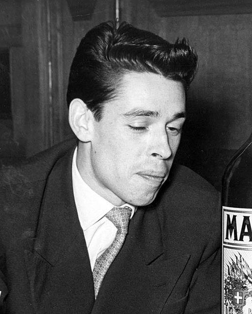 Jacques Brel 1955