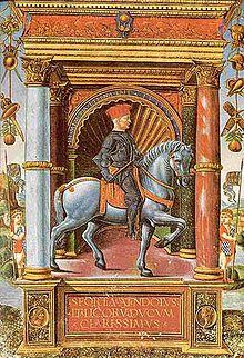 Famille Sforza  Wikipdia